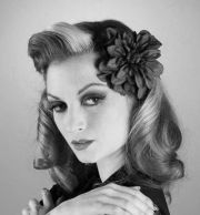 1940s hairstyles #1940s