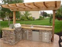 outdoor kitchen designs | Because the words outdoor ...