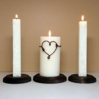 25+ best ideas about Unity candle on Pinterest
