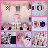 Nautical baby shower girl or boy...love!!! | Baby shower ...