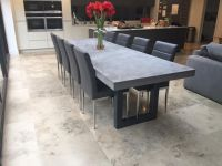 1000+ ideas about Concrete Table on Pinterest