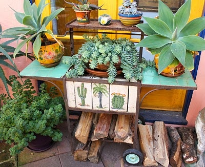 23 Best Images About Mexican Garden Ideas On Pinterest Adobe