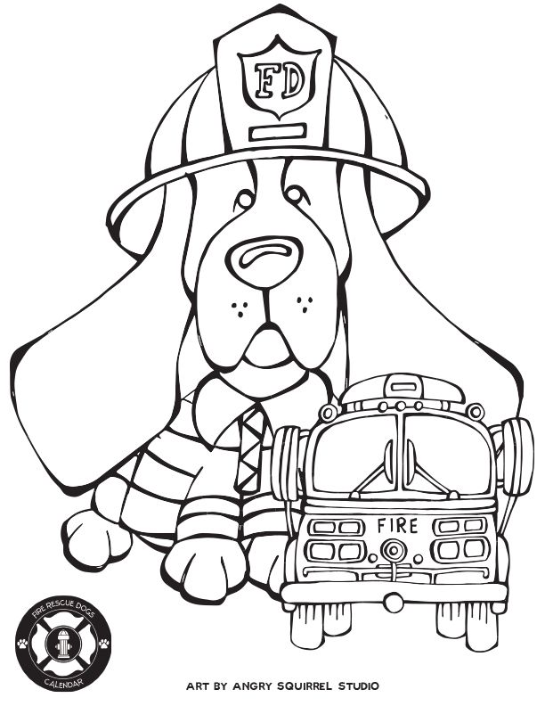 Mutt And Stuff Coloring Pages