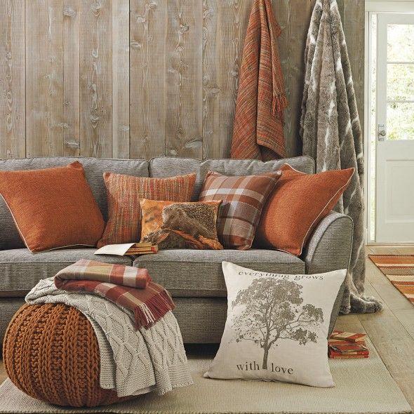 25 Best Ideas About Orange Home Decor On Pinterest Burnt Orange