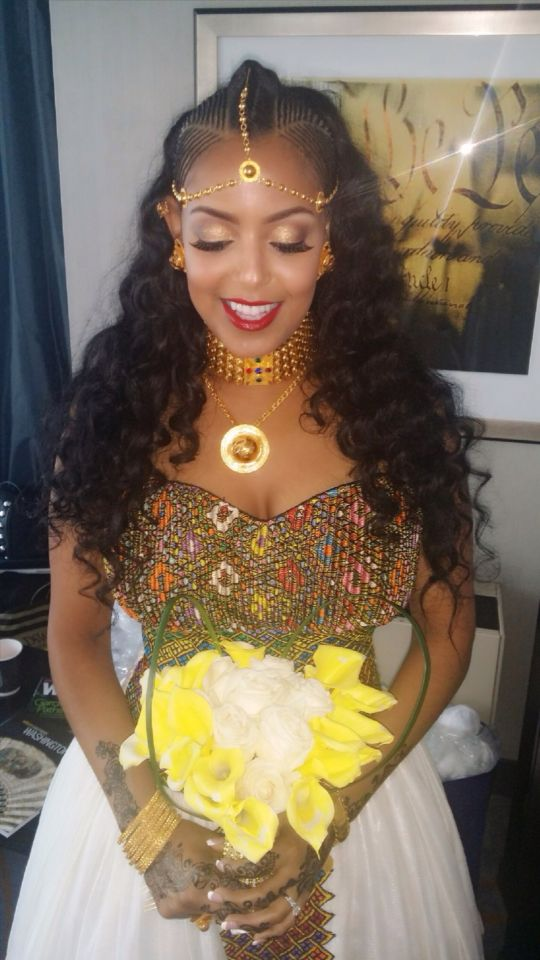 30 Ethiopian Modern Wedding Hairstyles Hairstyles Ideas Walk