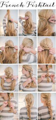 ideas fishtail hair