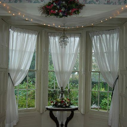 25 Best Ideas About Bay Window Curtains On Pinterest Bay Window