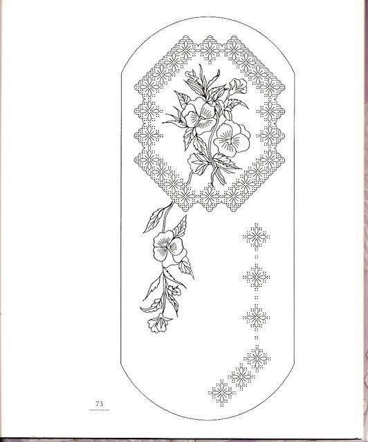 141 best images about parchment patterns on Pinterest