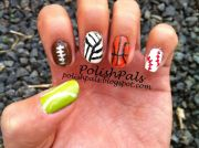 ideas sport nails