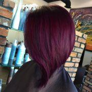 ideas plum red hair