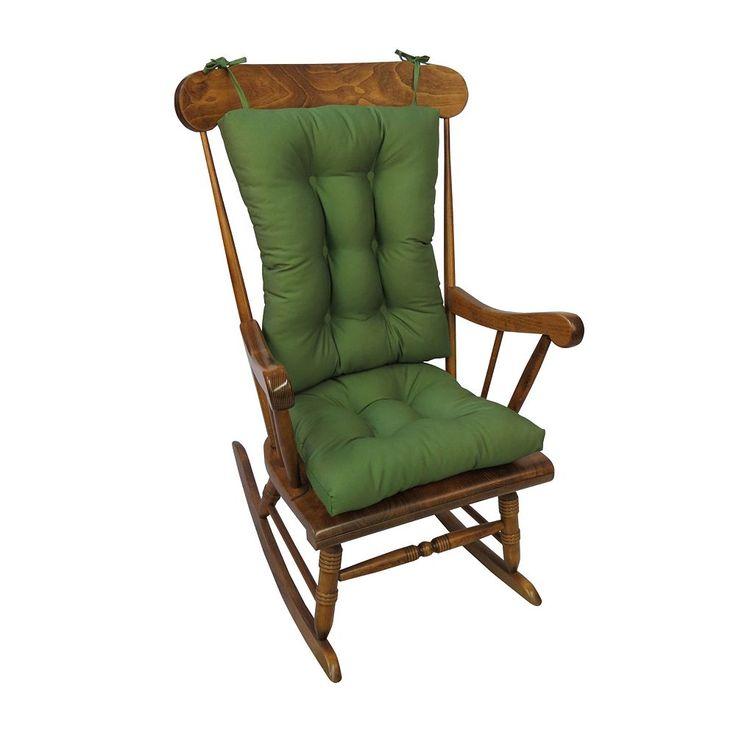 Best 25 Rocking Chair Pads ideas on Pinterest  Rocking