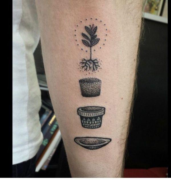 plant tattoo ideas