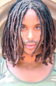 natural hair men - big