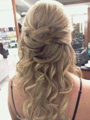 mother of groom wedding hair
