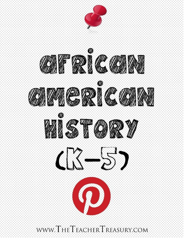 1000+ images about African American History (K-5) on Pinterest