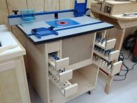 Router table | Projects to Try | Pinterest | Design ...