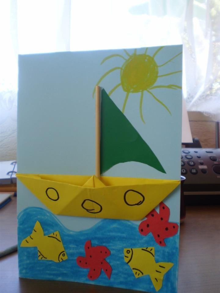 Boat Craft Ocean Activities Pinterest Pictures