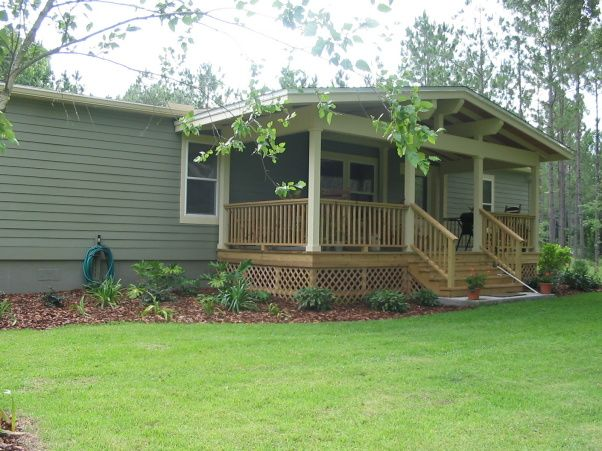 25 Best Ideas About Mobile Home Porch On Pinterest Manufactured