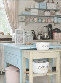 144 best images about Retro & Vintage Kitchens on ...