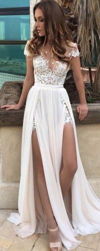 Best 25+ White prom dresses ideas on Pinterest | Cheap ...