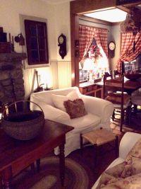 Primitive Living Room Furniture - Bestsciaticatreatments.com