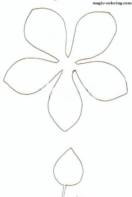 1000+ ideas about Paper Flower Templates on Pinterest
