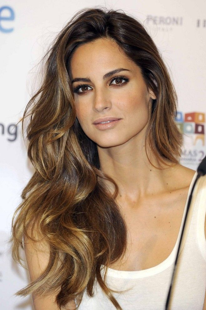 Hairstyles For Long Brown Hair Hairstyles Hair Trend 2017