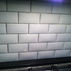 Kitchen Backsplash Glass Tiles Black Mat Rugs Pillowed Subway Tile | Olson Pinterest And ...