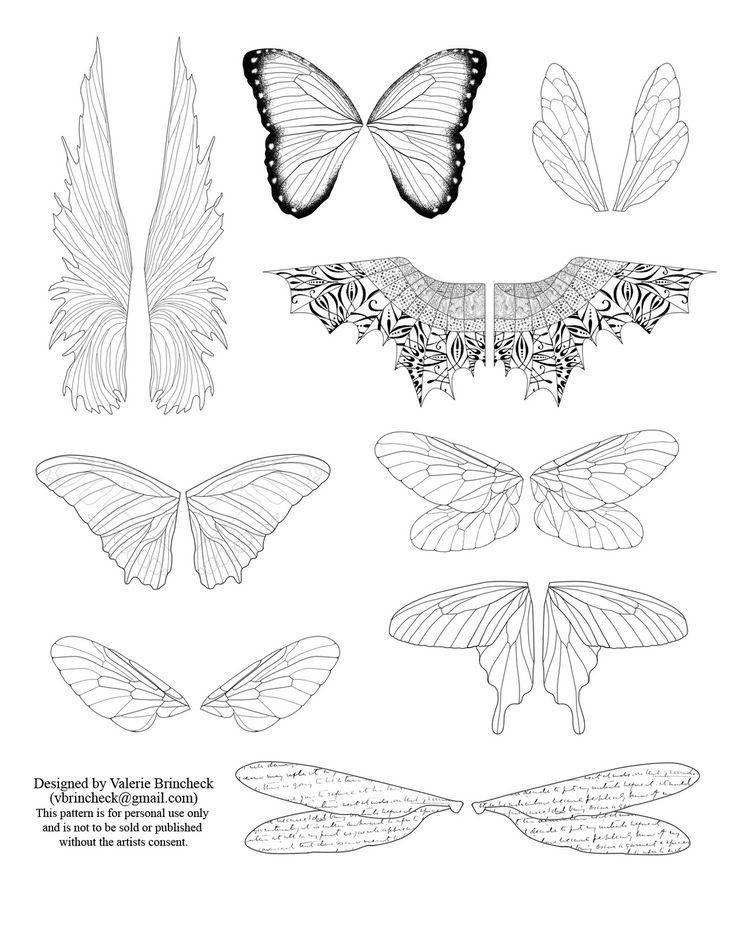 55 best DIY fairy wings images on Pinterest