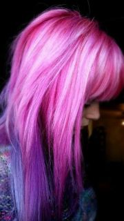 ideas pink purple