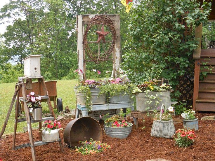 25 Best Ideas About Flower Bed Decor On Pinterest Yard