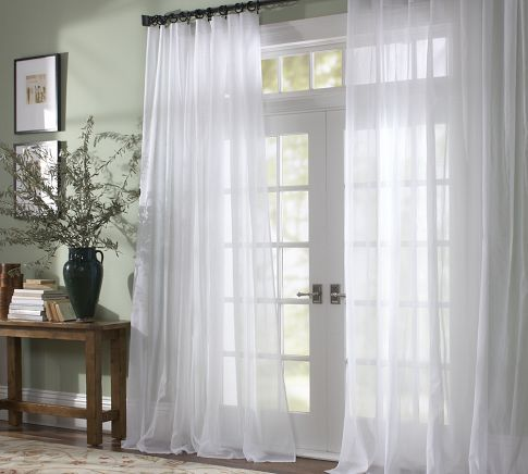 25 Best Ideas About Curtains For French Doors On Pinterest