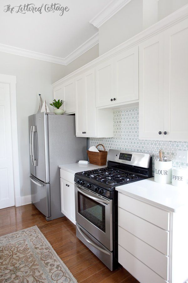 roll up cabinet doors kitchen aid pasta attachment so fresh and pretty! the lettered cottage ...