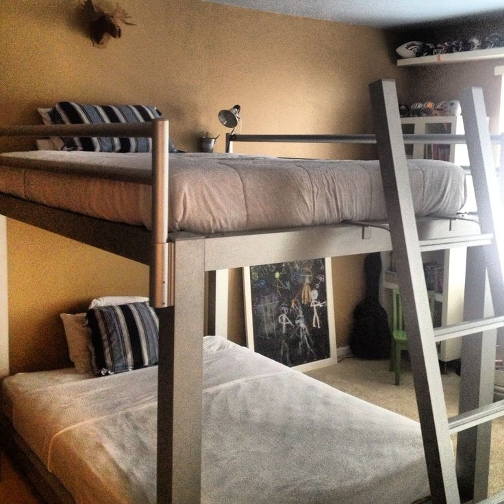 41 Best Images About Loft Bed Ideas On Pinterest
