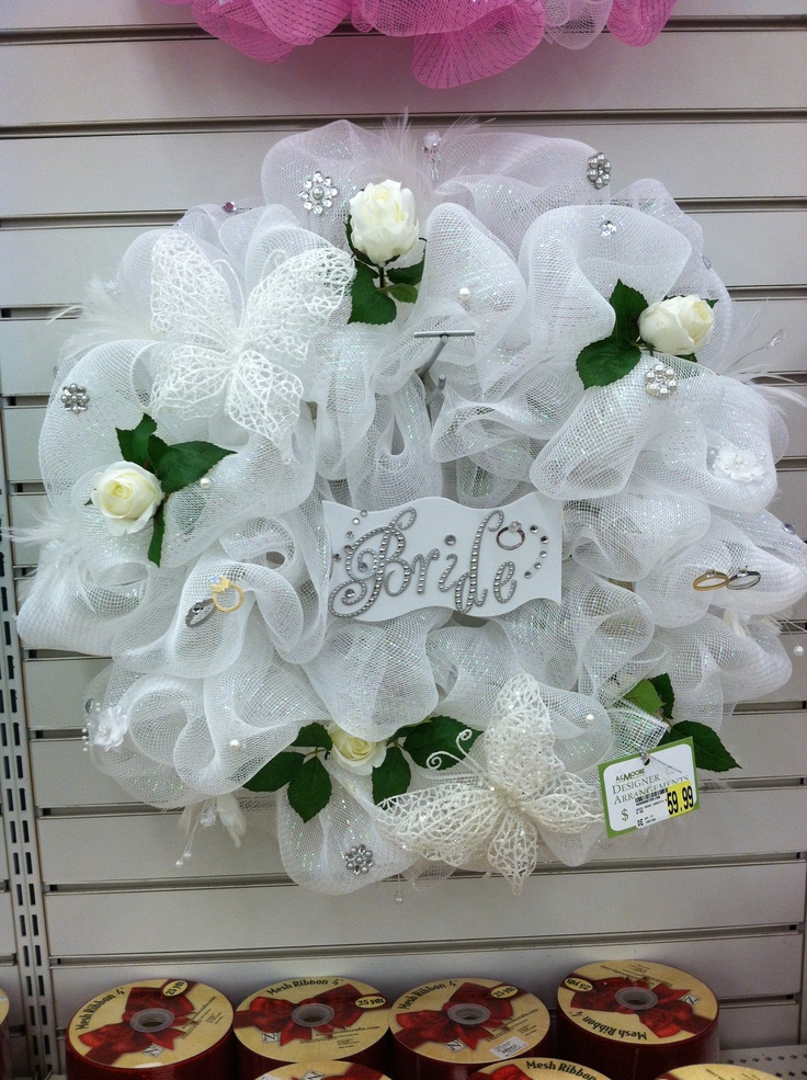 17 Best images about Wedding Wreaths on Pinterest  Deco