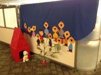 Peanuts Christmas cubicle decorating idea! | X-mas ...