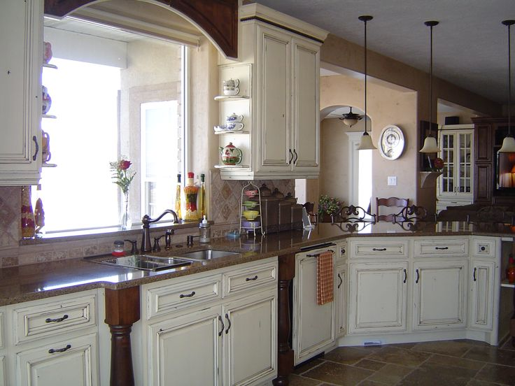 Country Style Kitchen Cupboards