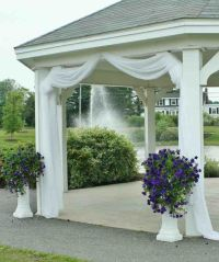 25+ best ideas about Wedding Gazebo on Pinterest | Gazebo ...