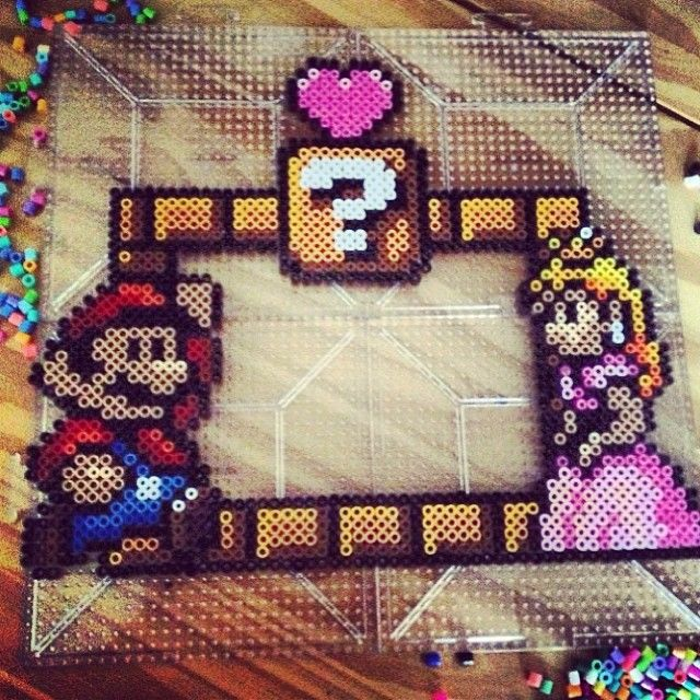 600 Best Images About Perler Patterns On Pinterest
