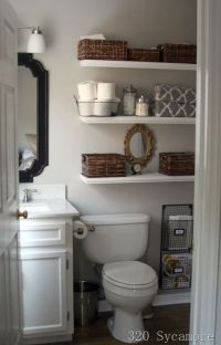 17 Best images about Bathroom Storage Ideas on Pinterest ...