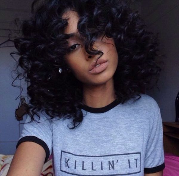 20 Gangster Tattoos Female Curly Hair Ideas And Designs