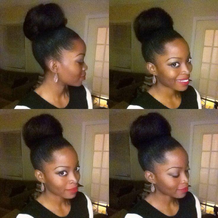 25 Best Ideas About Kanekalon Hair On Pinterest Faux Bun