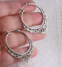 Top 25+ best Hoop earrings ideas on Pinterest