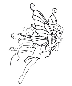 593 best images about Fantastical Coloring pages on