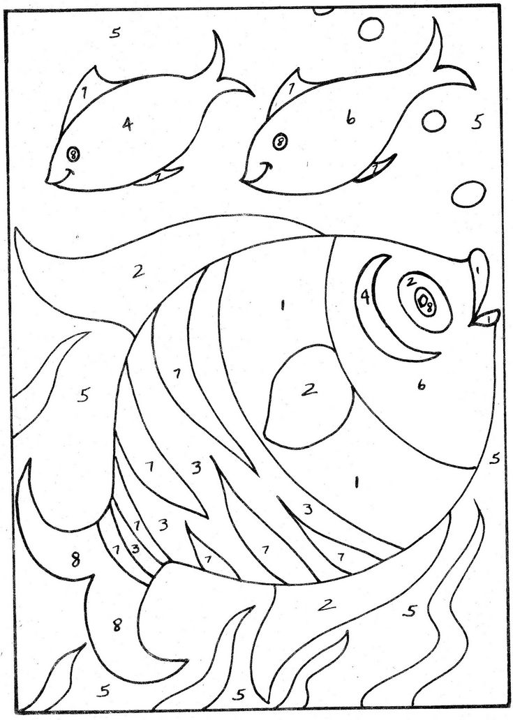 32 best images about BRICOLAGES COLORIAGES CHIFFRES on