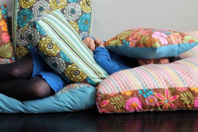 17 Best ideas about Giant Floor Pillows 2017 on Pinterest