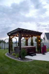 Best 25+ Hot tub pergola ideas on Pinterest | Outdoor ...