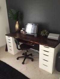 Best 10+ Ikea desk ideas on Pinterest | Study desk ikea ...
