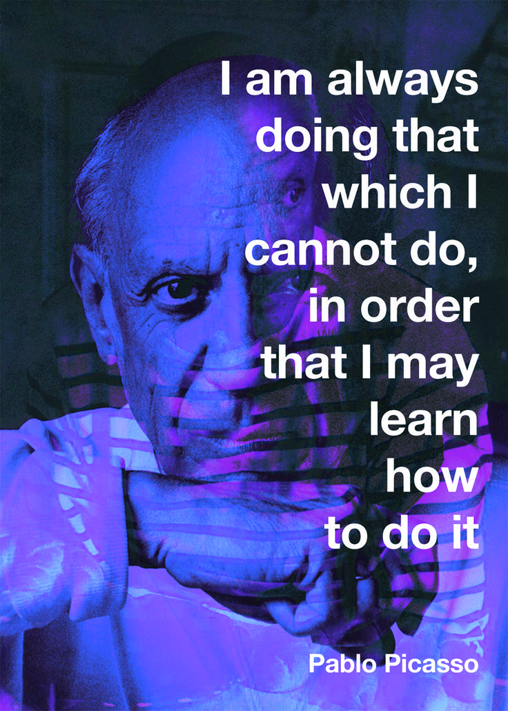 From Pablo Picasso Art Quotes Quotesgram