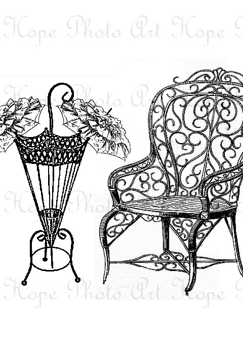 101 best images about Victorian Garden Furniture on